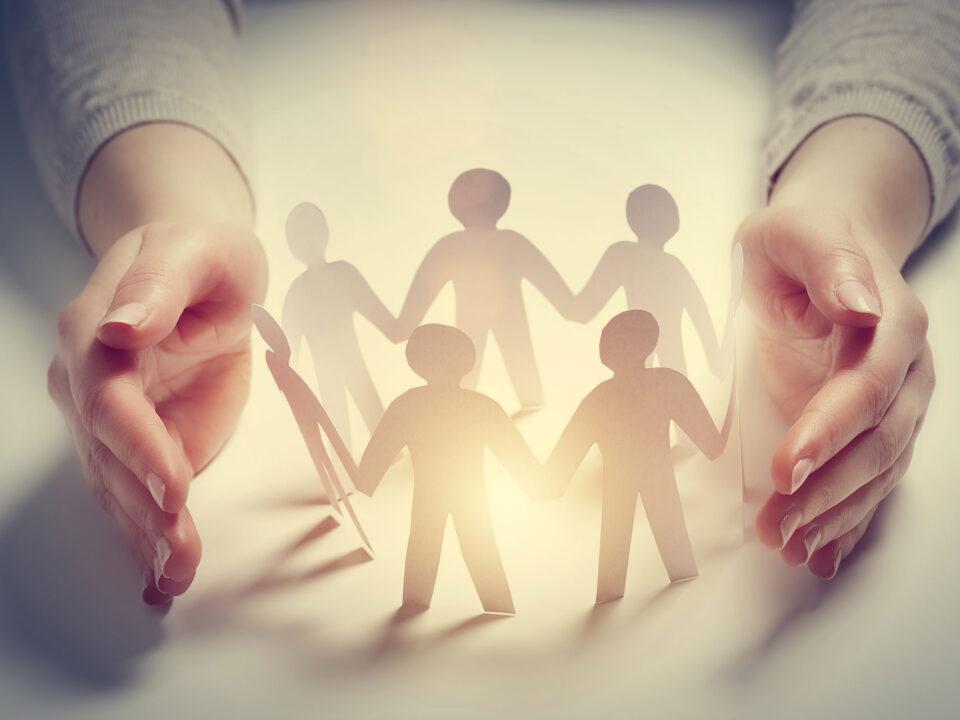 Cuidar dos outros